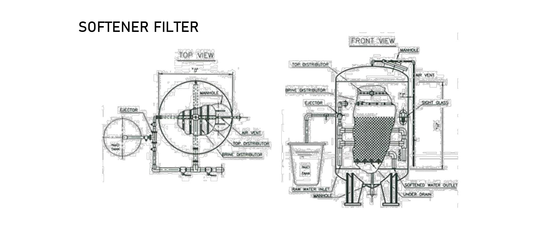 ระบบทำน้ำอ่อน เครื่องทำน้ำอ่อน